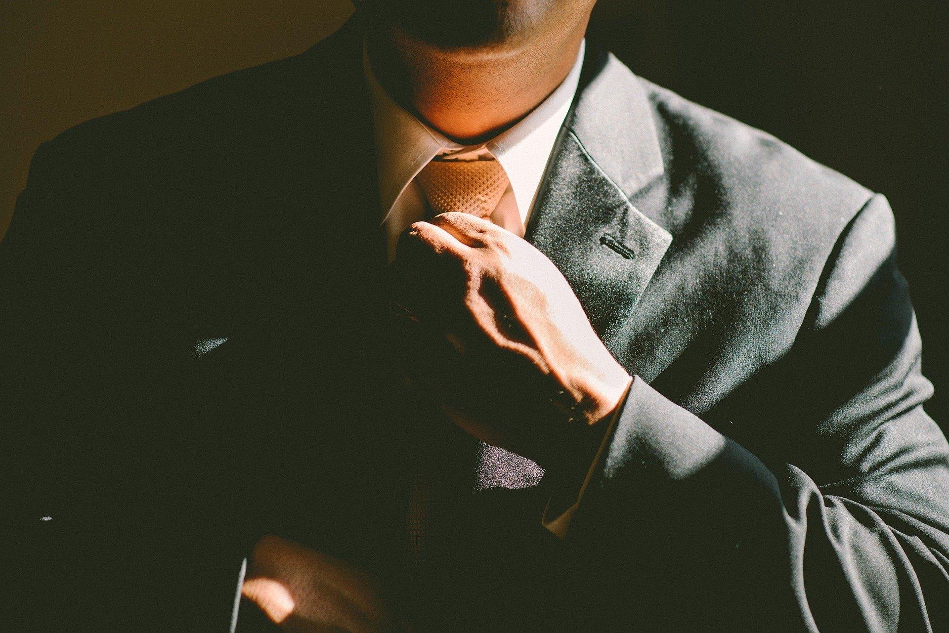 muska osoba u biznisu