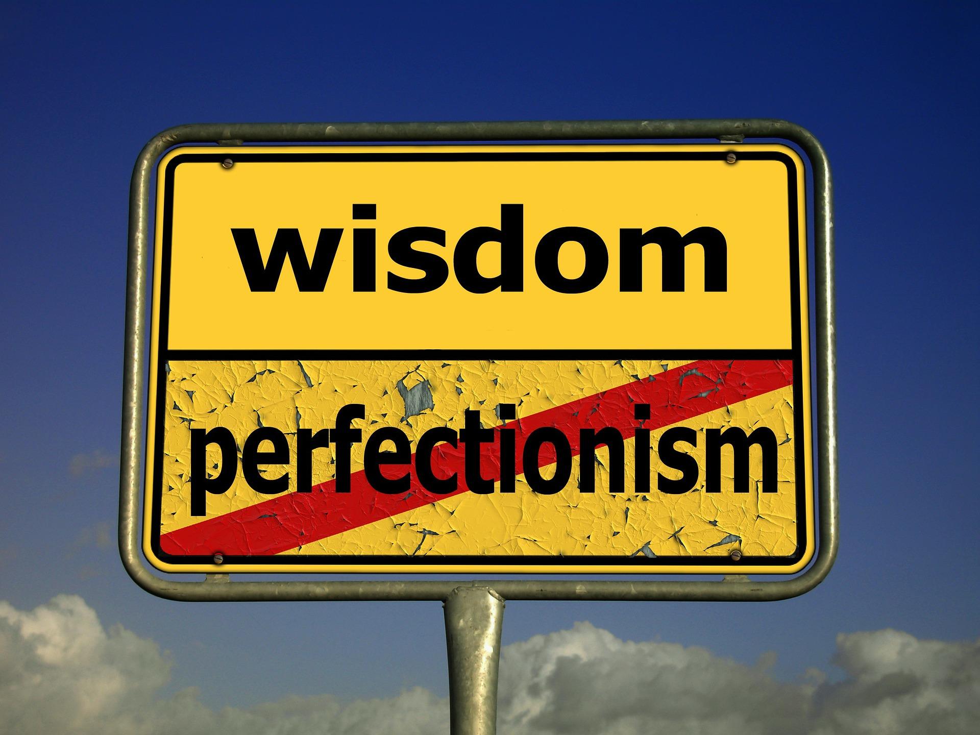 oznaka wisdom i perfectionism