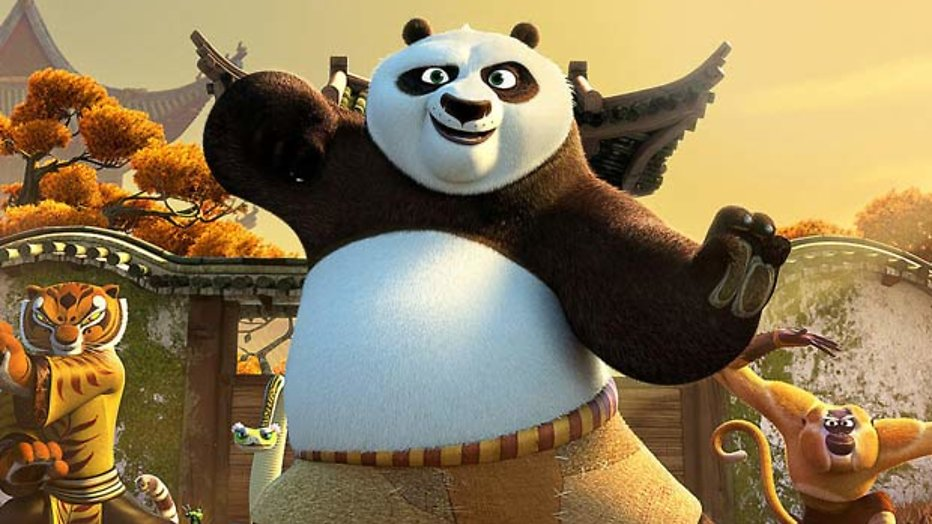 crtani film kung fu panda