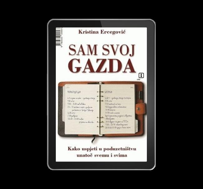 Sam Svoj Gazda e-book