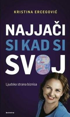 Najjači_si_kad_si_svoj_knjiga_kristina_ercegovic